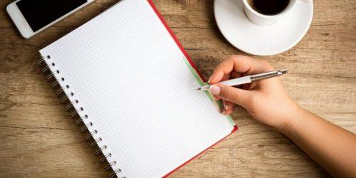 kako je napisana vaša zgodba?